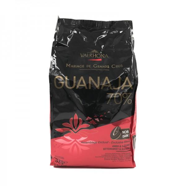 Kuvertüre Guanaja 70% dunkel