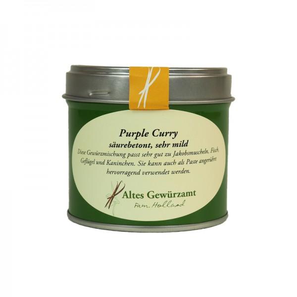 Curry Purple