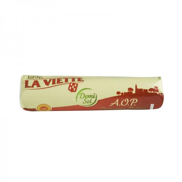Butter gesalzen, La Viette Demi Sel